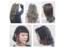 ヘアサロンアネラ 新宿店(Hair Salon ANELA)の雰囲気(ショートからロングまでデザインカラーは当店にお任せ下さい☆)