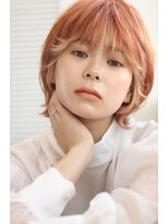 ソイクフ(SOY KUFU)【soy-kufu】フロントカラー ミニマムウルフ☆