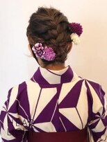 フローレス バイ ヘッドライト 三鷹店(hair flores by HEADLIGHT)アップスタイルアレンジ_SP20210315