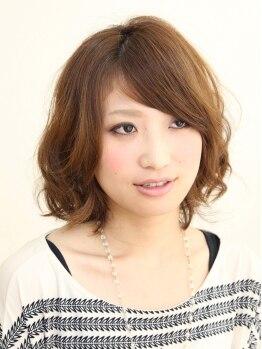 ヘアースタジオ キャズ(Hair Studio Ca'z)の写真/「いつものカラーに飽きて新しくイメージを変えたい!」そんなアナタにお届けするCa'z の3Dカラー★