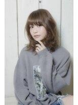 ヘアーリゾート ラヴィニール 新宿東口店(Hair Resort L´avenir)クリーミーアッシュ【ラヴィニール新宿】