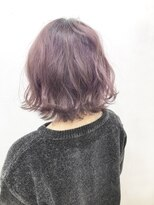 エトネ ヘアーサロン 仙台駅前(eTONe hair salon)【eTONe】ラベンダーアッシュ