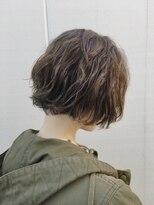 ビーチェ 渋谷(Bice)ラフウェーブのショートボブ《野口勇樹》【Bice渋谷】