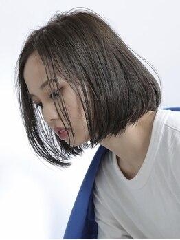 ヴィサージュ ヴィフ(VISAGE vif)の写真/[市川駅2分]白髪染めでも明るい色味を楽しめる♪デザイン性の高いハイライトやインナーカラーもおすすめ◎
