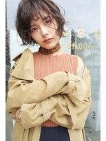 アフロート ショウナン(AFLOAT SHONAN)French curl【北澤怜子】