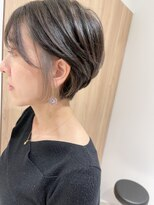 ラノバイヘアー(Lano by HAIR)【lano by hair 銀座】インナーカラー×ショート