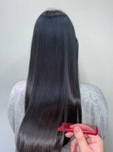 アッシュ 横浜西口店(Ash)【圧倒的艶髪】プレミアム髪質改善
