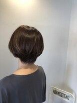 ヘアーズ ドレッサー(HAIR'S DRESSER.)カット