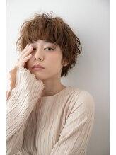 ドラマ バイ アランスミシー(drama by Alan Smithee)ニュアンスパーマショート