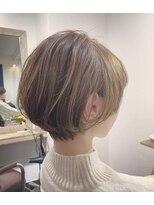 リンクス(LINKTH)耳掛け/丸みショート/モテ髪カタログ