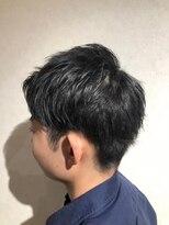 ネオヘアー 東向島店(NEO Hair)好青年ショートスタイル