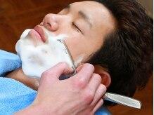 イナバ(Hair Life INABA)の雰囲気(理容室ならではのシェービング技術で癒しの世界へ・・・)
