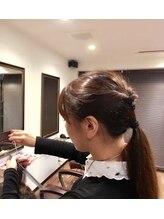 セラティア(hair salon THERATIA)萩原 里美