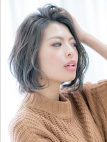 ウィルゴ(VIRGO)【VIRGO】橋元リョウイチ アディクシー・イルミナカラー艶髪ボブ