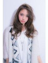シャインヘアフラッペ 新百合ヶ丘2号店(Shine hair frappe)☆外国人風カールヌーディーベージュ☆【イルミナカラー】