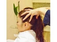 ヘアーケー(hair K)の雰囲気(美髪が叶うヘアエステ。エイジングヘッドスパで癒しを♪ 熊本)
