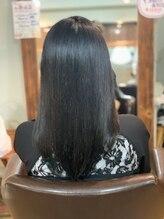 ヘアメイクルーボ(HAIR MAKE Lu bo)『Lu-bo髪質改善スタイルNo.3』 【早稲田】