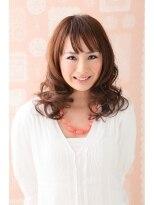 オーガニックサロン フェイス 梅田店(organic salon face)リラックスボリュームウェーブ