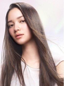 ソーホーニューヨークヘアサロン(SOHO new york Hair salon)の写真/自然に光を含んだような、今までにない透明感と柔らかさ。色落ちまでも美しいイルミナカラーがオススメ◎