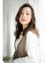 マグノリア オモテサンドウ(MAGNOLiA Omotesando)揺らぐウェーブが大人かわいいエアウェーブパーマ・・・担当KAYO