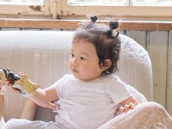 オリーブスバイネオリーブ(Olive's by neolive)の写真/忙しいママに☆ヘア・マツエク・ネイルが1日で叶うトータルビューティサロン!【キッズスペース有り】