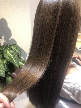 アントワープトーキョー(antwerp TOKYO)の写真/『自分史上最高』の艶髪を手に入れるならantwerpへ!まずは、あなたの髪のお悩みを聞かせてください。