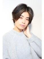 ヘアーメイク リアン 新田辺店(Hair Make REAN)◆REAN 京田辺/新田辺◆ハイライトカッコいいショート