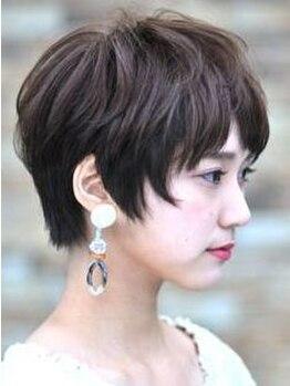 エミュー 笠間店(emu)の写真/似合わせカットでイメージチェンジ☆伸びた後のことまで計算されたカットでキレイをキープしませんか?