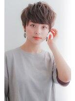 ルージュ(Rouge)【山野 俊貴】王道ふんわりショートヘア