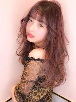 シマ セブン ギンザ(SHIMA SEVEN GINZA)otona lady long × chocolat pink