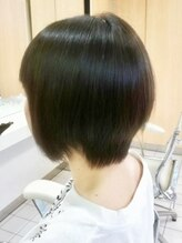 Beauty Salon AOZORA<AOZORA>ショートスタイル