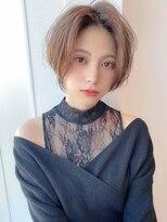 アグ ヘアー ララア 平塚店(Agu hair lalah)《Agu hair》束感コンパクトショート