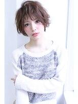 【Rose】ダブルバング×エアリーショート★