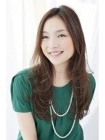 ジョエミバイアンアミ(joemi by Un ami)【 joemi 】カットだけで決まる!大人のレイヤーロング