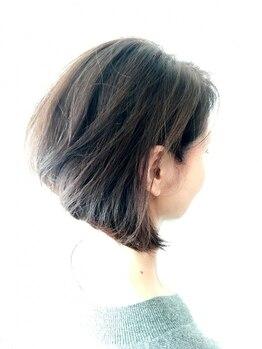 アリビオ(Alivio)の写真/髪質改善専門サロンならではの独自のシステムでダメージや髪質でお悩みの方、お任せください!