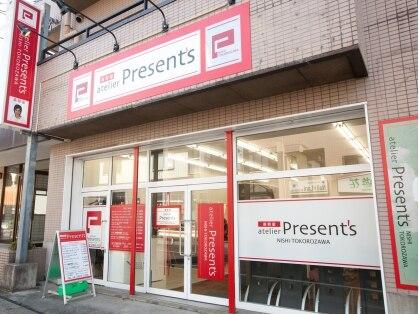 アトリエ プレゼンツ 西所沢店(atelier Present's)