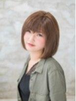 オーフェス 福島店(AUFES)【AUFES福島】とろみキブソンタック無造作ショート(永野)