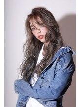 ヘアーモードケーティー 塚本店(Hair Mode KT)【Hair Mode KT MIHO】外国人風バイヤレージュ