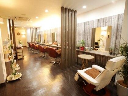 ヘアリゾート ロア(Hair Resort LoRE)の写真
