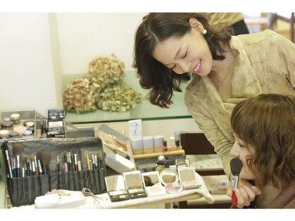ヘアーメイクアップ クミ(Hair Makeup Kumi.)の写真