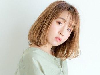 シータ 大山(THETA)の写真/【大山駅徒歩2分】髪質・骨格などミリ単位で計算されたCutで、いつでも簡単に可愛いを実現♪