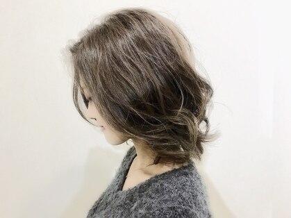 ヘアーメイクグレース 松山インター店(HAIR MAKE GRACE)の写真