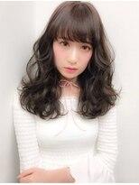 シマ シックス ギンザ(SHIMA SIX GINZA)spring curl × innocent gray