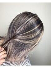 ヘアデザイン ゴドバン(Hair Design Gdobant)バレイヤージュ