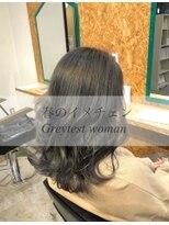 ダブルケーツー 倉敷店(wk-two)☆大変身WカラーGreytest woman☆
