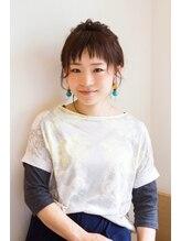 クラリヘア(kurari hair)midori