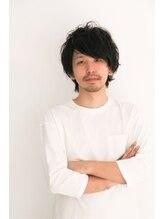 ルフ ヘアーデザイン(ruf hair design)岡田 拓也