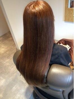 イーチ(EACH)の写真/髪につける高濃度美容液という発想!あなただけのオーダーメイドヘアケアが可能に♪