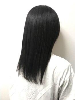 リルウヘアー ドット バイ アミューラ(Lilou hair.by Amulla)の写真/話題の次世代型トリートメント《PLEXMENT》で髪質改善♪ダメージでお悩みの髪も思わず触りたくなる質感に◎