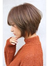 デザイナーズヘアー ラグジス(Designers hair LUXIS)~【LUXIS海老名】~大人可愛いショートボブ♪